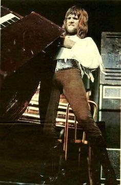 "Keith ""The Maestro"" Emerson Leslie Speaker, Greg Lake, Emerson Lake & Palmer, Uk Music, British Rock, Progressive Rock, Rock Concert, Rock Legends, Film Music Books"