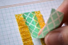Learn New Ways to use Washi Tape | We R Memory Keepers Blog