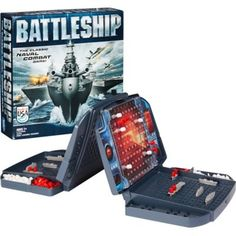 Go head to head in this classic naval combat game of Battleship. Call out coordinates in your search to sink your opponent's ships on their board. Board Games For Girls, Phonics Games Online, Battleship Board, Bored Games, Games To Buy, Kids Party Supplies, Family Game Night, Party Shop, Halloween Costumes For Kids