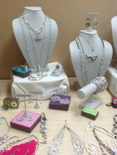 Silpada Display. All jewelry available for purchase at: http://www.mysilpada.com/sheila.potts