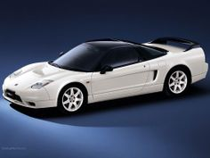 Honda NSX-R: Effectively the last of the NSX line.