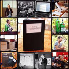 Barlife Experience Tour zum Thema Kartendesign Workshop, Polaroid Film, Tours, Design, Cards, Atelier, Work Shop Garage