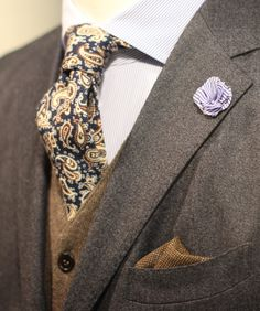 Patterns. Men suits