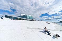 Snohetta - Oslo Opera