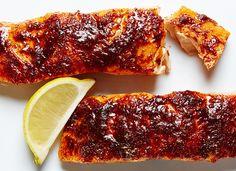 Sweet Citrus-Spiced Salmon