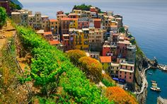 buildings hillside - Google Search