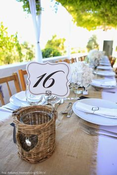 Homestyling For a Rustic Wedding Decor * Homestyling na Versão Casamento Rústico