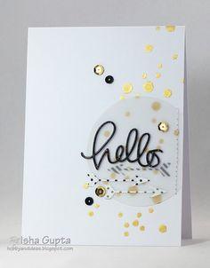 Brilliance Gold ink!