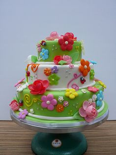 Spring-Theme-Cake-Decorating-Ideas_04.jpg (570×760)