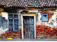 Jagodina, Serbia - Old house