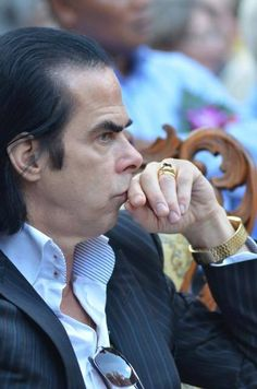 Nick Cave is a singer, an acclaimed film-score composer, script writer, novelist and occasional actor. He has written two novels: 'And the Ass Saw the Angel' and 'The Death of Bunny Munro' 2012 True Love, My Love, Film Score, The Bad Seed, Nick Cave, Hard Rock, Novels, Singer, Actors