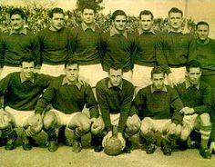 EQUIPOS DE FÚTBOL: CENTRAL CÓRDOBA en la temporada 1957
