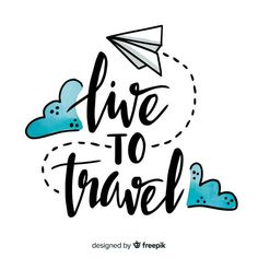 Hand drawn travel lettering background F. Calligraphy Quotes Doodles, Brush Lettering Quotes, Doodle Quotes, Hand Lettering Quotes, Hand Drawn Lettering, Bullet Journal Quotes, Bullet Journal Writing, Bullet Journal Ideas Pages, Lettering Tutorial