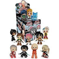 Best Of Anime: Series 1 Mystery Mini Figures £7.99