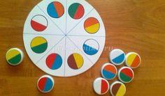 Eşleştirme ile Zihinsel Beceriler Kazandıran Eğitici Oyuncak Yapımı - Okul Öncesi Eğitici Oyuncak Yapımı