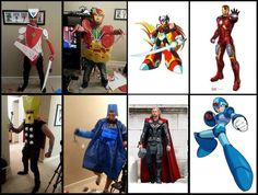 $5 Cosplay Challenge Ends In Hilariously Awful Costumes - http://videogamedemons.com/events/5-cosplay-challenge-ends-in-hilariously-awful-costumes/