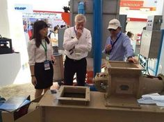 Exponor 2015 in Chile came to a successful end on May 15th, 2015, and we have achieved cooperation with many customers, who spoke highly of our products. We do believe business between us will surely develop fast and to our mutual benefit.