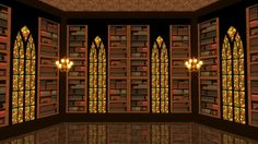 ステージ(図書館) VOL.ST34 - BowlRoll