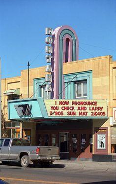 Montana Theater, Miles City, Montana