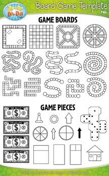 14+ Board games images clipart ideas