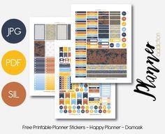 Free Weekly Printabl