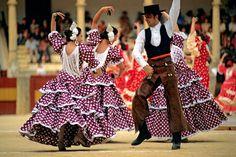 В Барселоне прошел танцевальный фестиваль