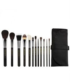 Maestro Complete 12pc. Brush Set with Roll-up Pouch 11888 руб