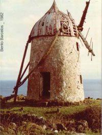 Inventário dos Moinhos de Vento dos Açores Windmills, Logo