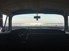Liked on InstaGram: Ocean beach #71vwbus #aircooled #vw #vwlove #volkswagen #buslife #kombi #baywindow #type2 #71bay #california #vwclassic #hippiebus #1971 #vwbus #vwtransporter #oceanbeach