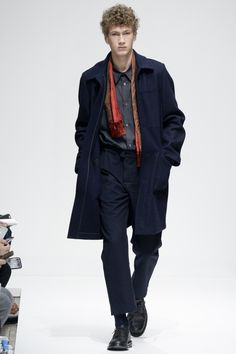 See the complete Margaret Howell Fall 2016 Menswear collection.