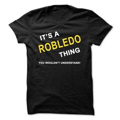 Its A ₩ Robledo ThingRobledo