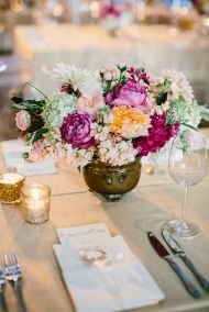 Modern Elegant Wedding at Chicago's Museum of Contemporary Art - Style Me Pretty