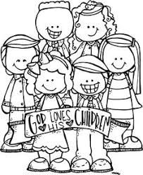 free lds clipart to color for primary children lds color pages rh pinterest com LDS Quotes lds clipart child praying