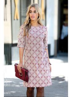 Vestidos para gorditas Primavera Verano 2017 - Tendenzias.com