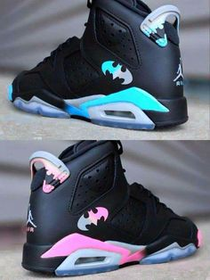 new concept fe5bd b7d4a batman jordans black sneakers high top sneakers air jordan shoes nike black  boy batman shoes black and blue batman jordans sneakers jordan s nike air  ...