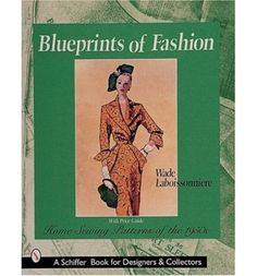 The most popular 1940s clothing styles were available in patterns for the home seamstress. Companies like Advance, Butterick, McCall and others marketed their patterns to housewives with beautifully illustrated envelopes featuring everything from couture to everyday workclothes, ensembles, sportswear, lingerie, and more. Collectible in themselves, these illustrations also document an era of fashio...