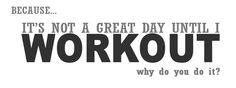 #Itsnotagreatdayuntil... San Antonio, Company Logo, Wellness, Workout, Logos, Work Out, Logo, Exercises