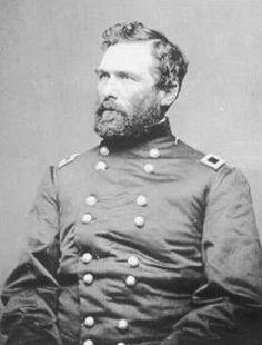(1863, May 2) Hiram G. Berry (USA) - Battle of Chancellorsville (KIA)