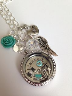 My Origami Owl creation!