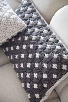 SILAÏ Rectangular cushion by GAN By Gandia Blasco design Charlotte Lancelot
