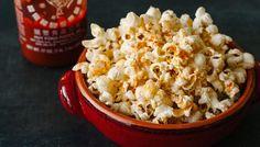 Spicy Sriracha Popcorn | Wayfair