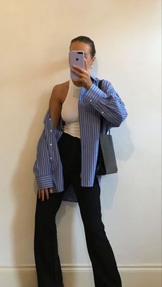 Classy Outfits, Casual Outfits, Cute Outfits, Fashion Outfits, Womens Fashion, Spring Summer Fashion, Spring Outfits, Khadra, Mode Ootd
