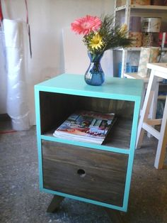 Mesa de Luz Vintage-color