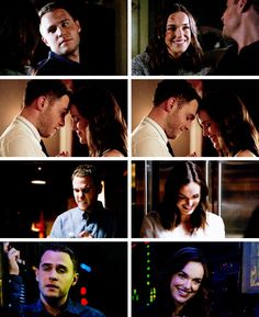 Fitz talking = Jemma smiling. I've been on cloud nine since they got together