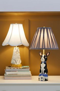Art Knacky Pet Table Lamp | Anthropologie