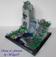 Ruins of Fortaan by Wedge09 on Flickr