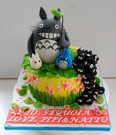 もったいなくて食べられない! 「トトロ」ケーキの数々(45枚) : えのげ