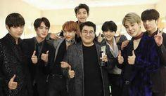 El creador de BTS revelo que integrante del grupo lo motivo para crear BTS