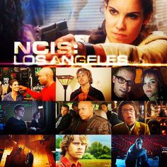 NCIS Los Angeles!!!