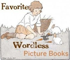 List of Wordless Picture Books for story grammar | Materials for ...